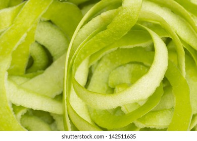 Green Apple Peel Non sharpen file