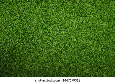 Green artificial grass natural background