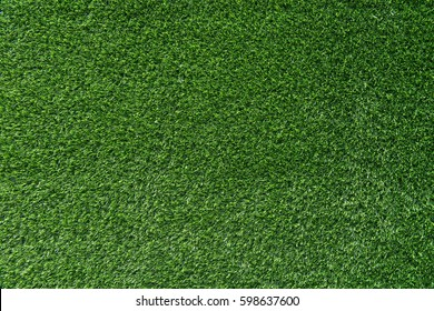 green artificial grass textures background
