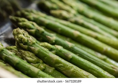 Green asparagus | Cooking | Healthy Eating