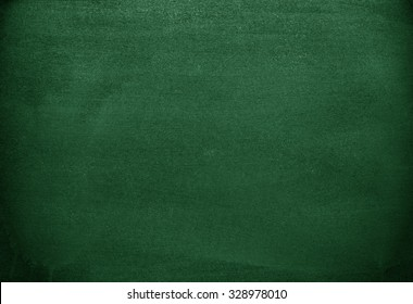 green background green chalkboard