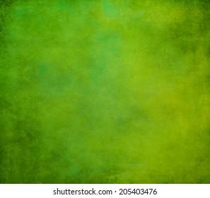 green background color splash