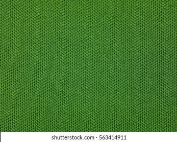 green background fabric, close up