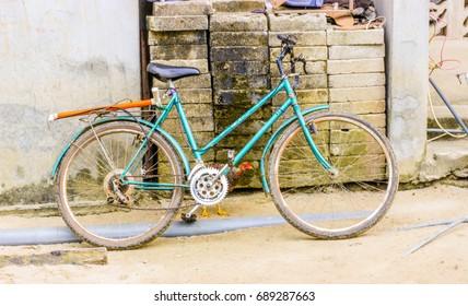 Green bike Africa
