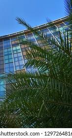 Green & blue - building & sku