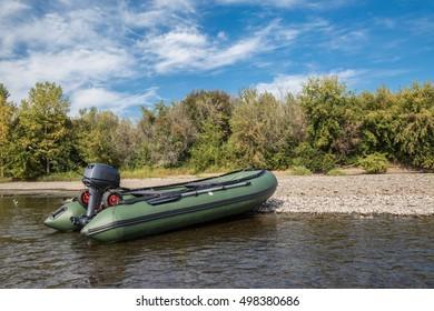 Pvc boat images stock photos & vectors shutterstock