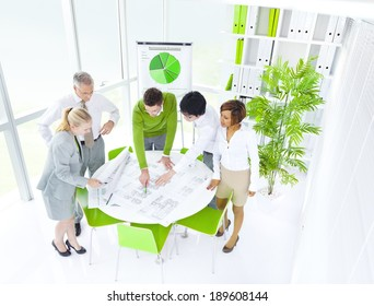 Green Business Meeting