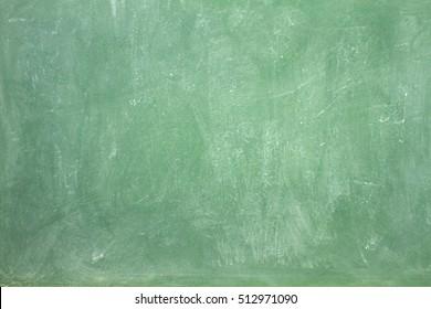 Green chalkboard texture background