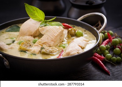 Green Chicken Curry,Thai cuisine