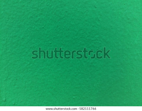 Green concrete wall texture background