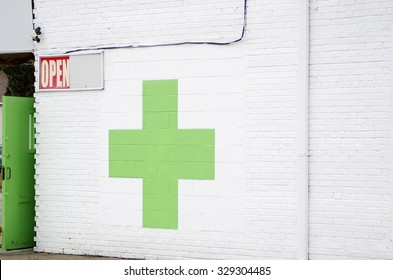 Green Cross, Medical Marijuana Dispensaries