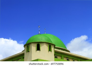 Green Dome Mosque
