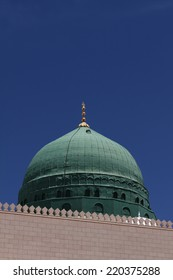Green Dome of Nabawi