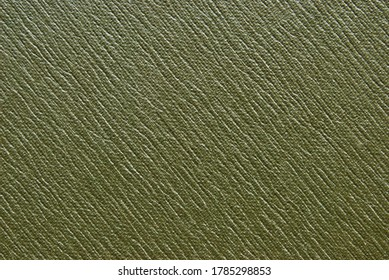 Green embossed pattern as background, abstract structural green color texture as background