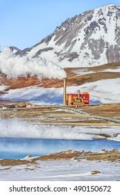 Green energy, Iceland