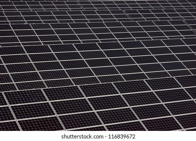 Green energy from solar system panels