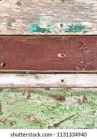 Green Fence Board