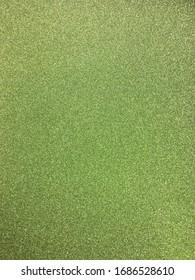 Green festive textured glitter shiny background
