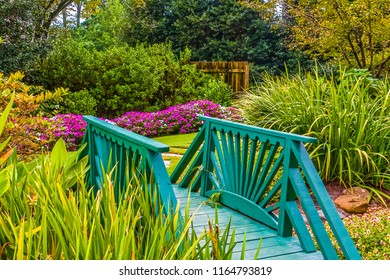 Green Garden Bridge
