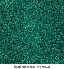 Green Glitter Background Texture