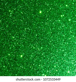 green glitter texture Christmas abstract sparkle background