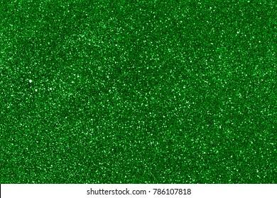 green glittering background