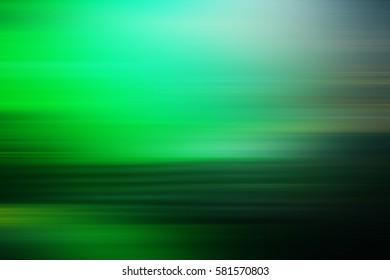 green gradient background motion blur lines