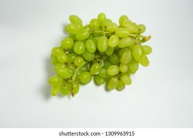 green grapes Kish-Mish