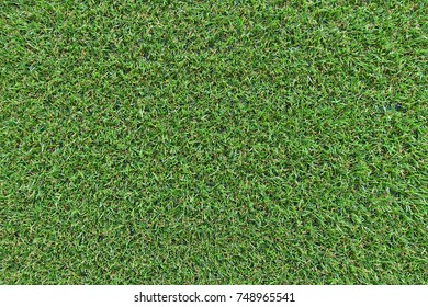 Green grass artificial made abstract nature background texture