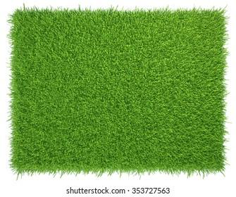 Green grass. natural background texture. fresh spring green grass. - Shutterstock ID 353727563