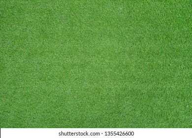 Green grass texture background, Ho Chi Minh city, Vietnam. Captured on March 31, 2019