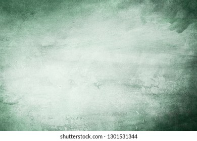 Green grungy background or texture