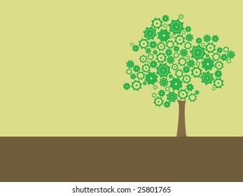 Green Industrial Gears