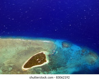 Green Island, near Cairns, North Queensland, Australia