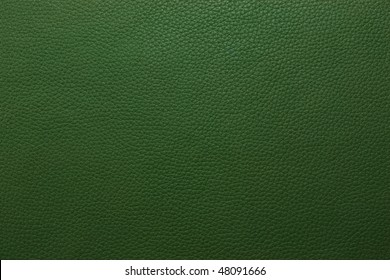 green leather texture to  background