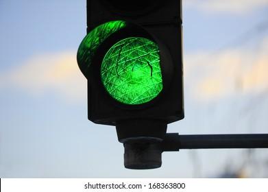 Green light images stock photos vectors shutterstock green light aloadofball Gallery