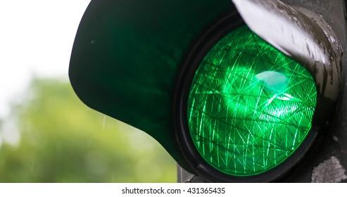 green light to go