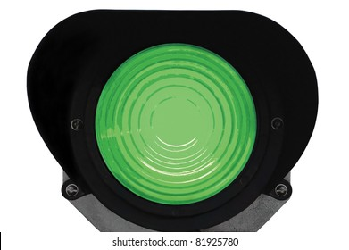 Signal Light for Train Images, Stock Photos & Vectors