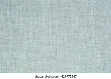 Green linen background and texture