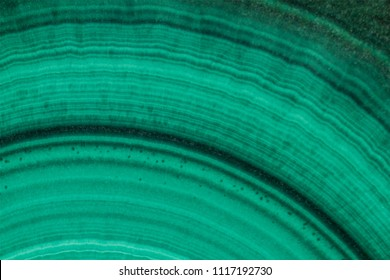 The green malachite. Photo texture. Macro.