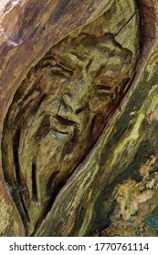 The Green Man is a legendary being primarily interpreted as asymbol of rebirth, representing the cycle of new growth that occurs everyspring