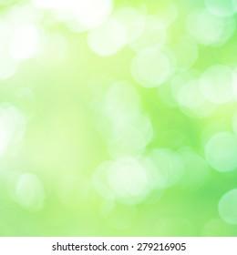 Green natural background. vintage color filter effect.
