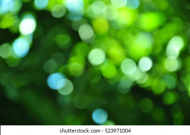 Green nature.