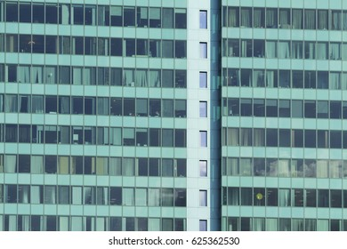 Green office building