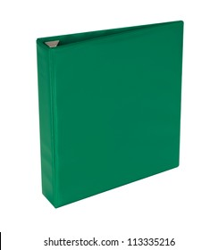 Green Office Folder