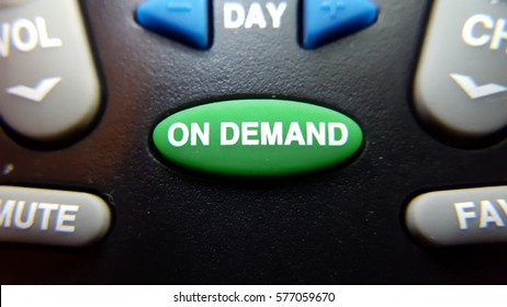On Demand Services Images, Stock Photos & Vectors | Shutterstock