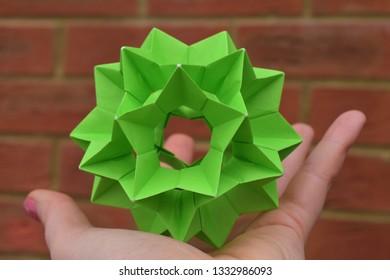Green origami electra