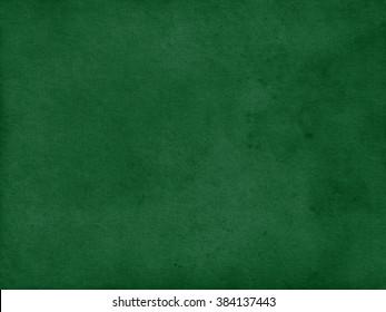 Green paper background. Green board. Chalkboard