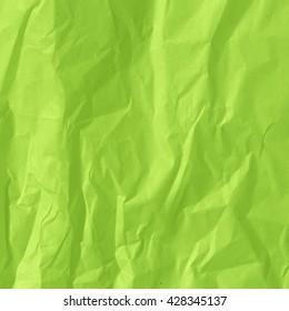 Green paper texture / Green paper texture