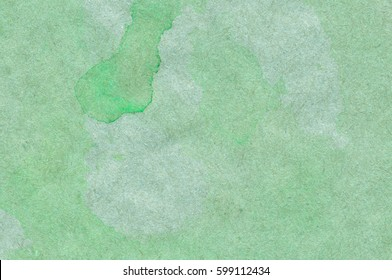 Green Paper Texture. Background